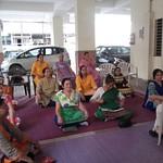 Yoga Satra and Pranayama Satra at Nagpur