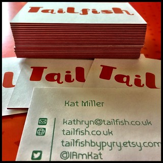 New business cards from Auraprint.uk