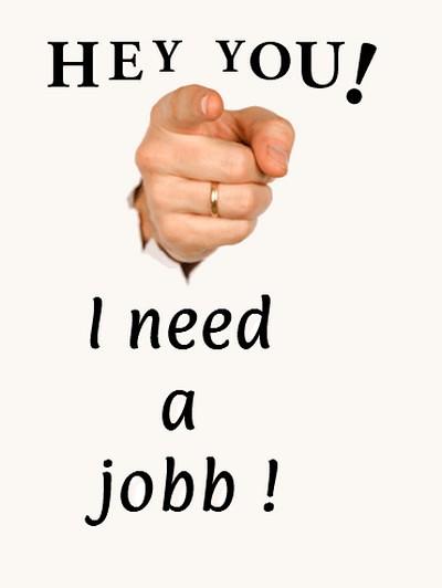 need a jobb