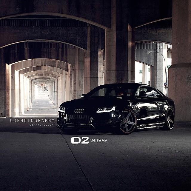 Custom Audi S W Dforged Cv Deep Concave Mat Flickr - Audi s5 custom