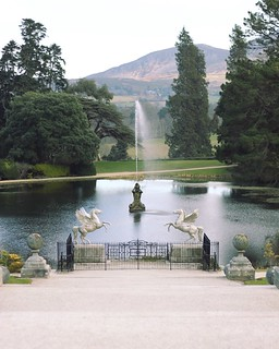 pegasus powerscourt | by The Art of Exploring