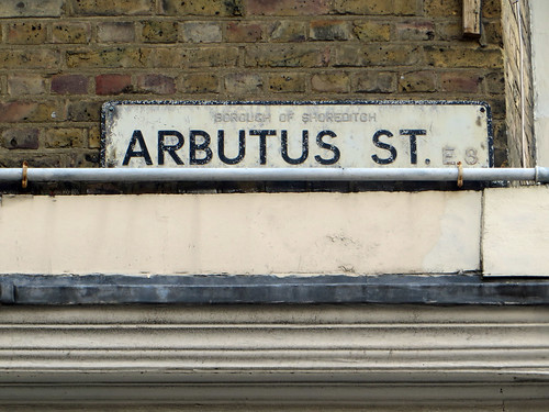 Arbutus Street E8 | by diamond geezer