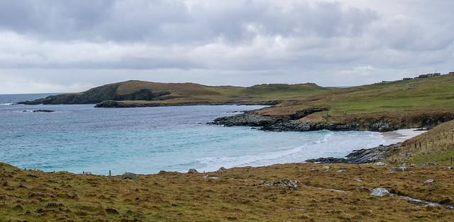 Exploring Shetland in Winter