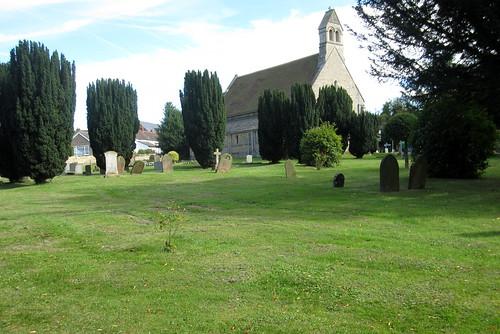 St John the Baptist, Hartwell