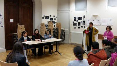 Le collège Jean Moulin de Villefranche-sur-Saône a organisé une session de l'École ouverte sur le thème de la citoyenneté