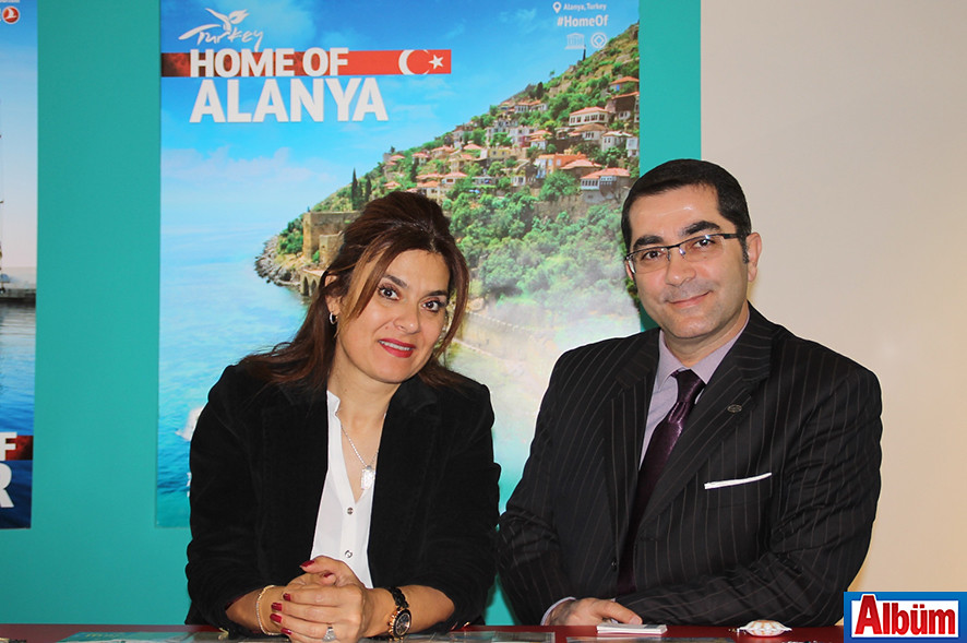 Tanıtımda Alanya Farkı ( Uluslararası Belgrad Turizm Fuarı)6