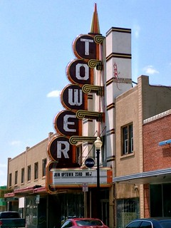Tower Theatre - Route 66, Oklahoma City, Oklahoma | by RoadTripMemories