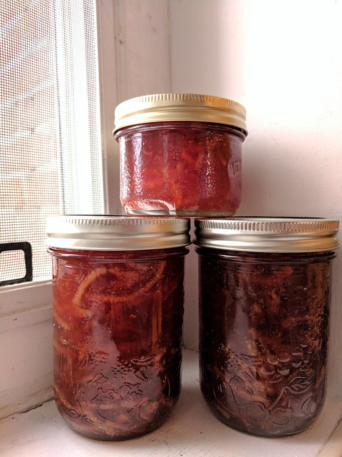 Moro and Seville Orange Marmalade