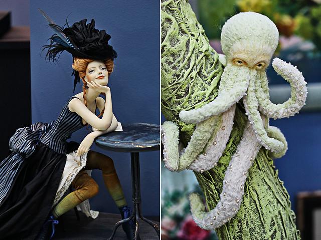 «Искусство куклы» Гостиный двор 2016