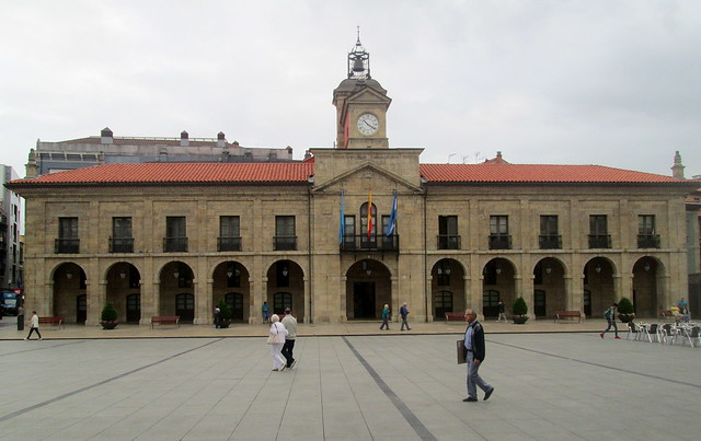 City Hall, Avilés