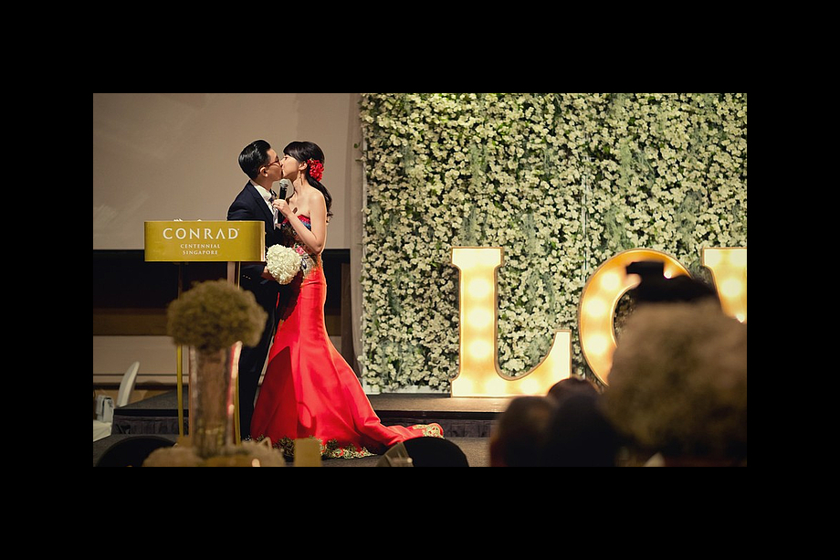 Singapore Wedding Celebration by Raymond Phang Photography