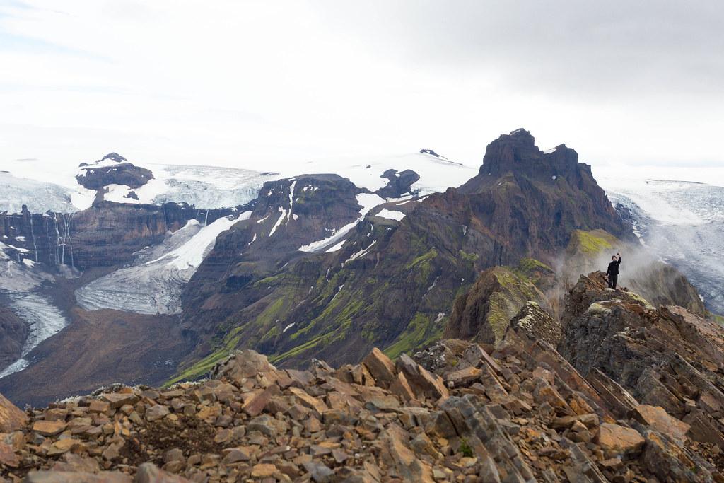 Kristinartindar trail - Los Mejores trekkings de Islandia