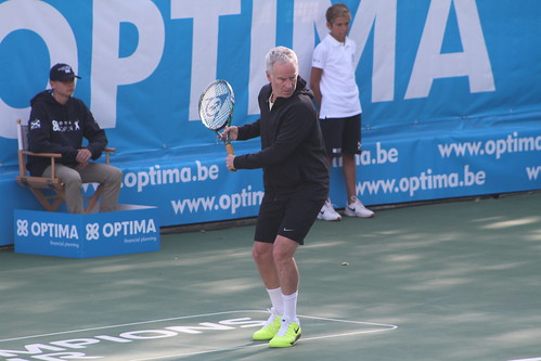 John McEnroe | by tennis buzz