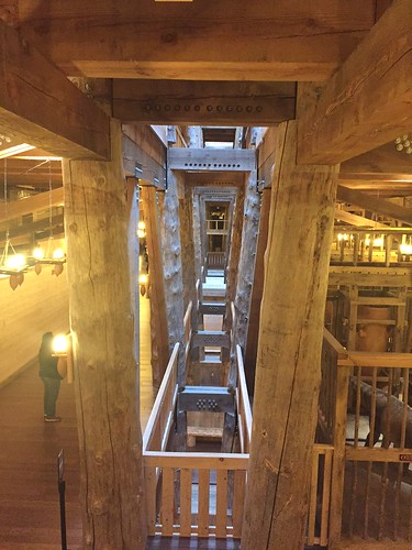 Interior structure, Ark Encounter