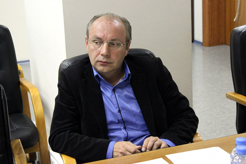 "Александр Скороходов, ""Пресс-Логистик"""