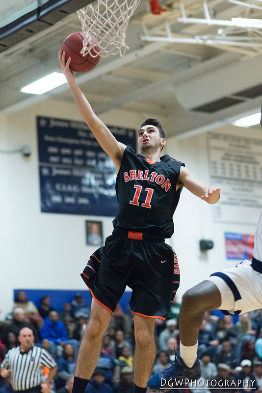 Shelton High vs. Hillhouse - High School Basketball