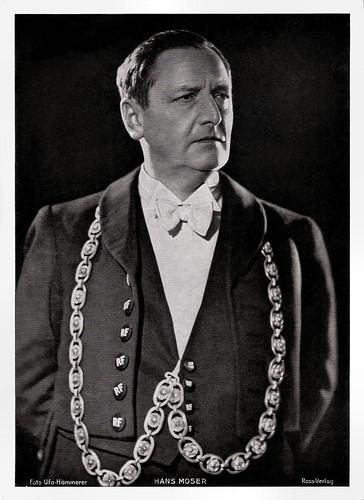 Hans Moser