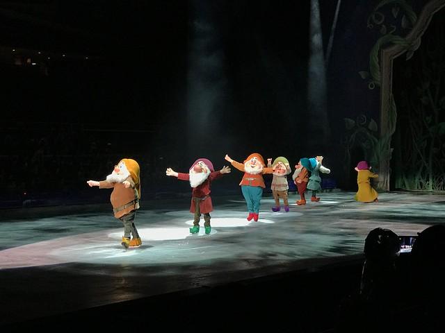 Disney On Ice - Seven Dwarfs