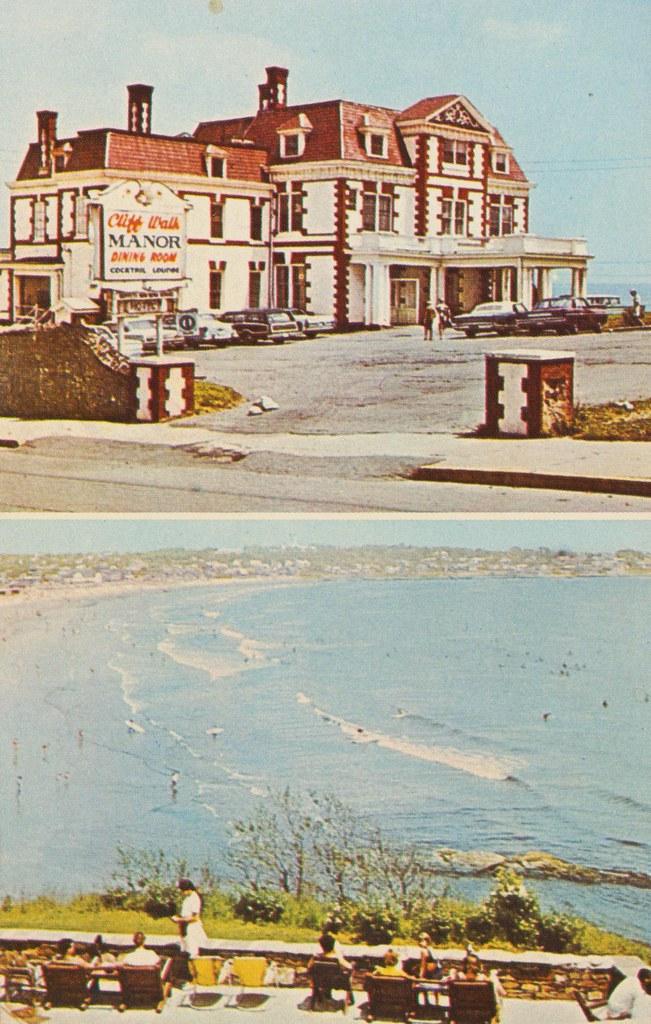 Cliff Walk Manor - Newport, Rhode Island