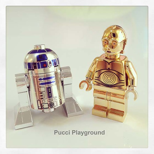 R2d2 And C3po Lego LEGO Star Wars R2D2 an...