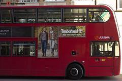 Alexander Dennis Trident Enviro 400 - LJ59 LZG - T87 - Arriva - Liverpool Street London - 140926 - Steven Gray - IMG_0282