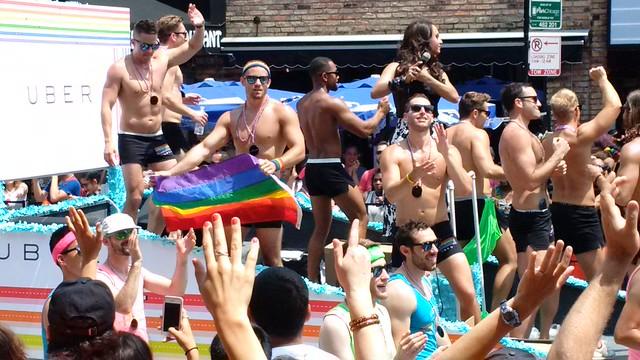 Pride Parade 2015 #18