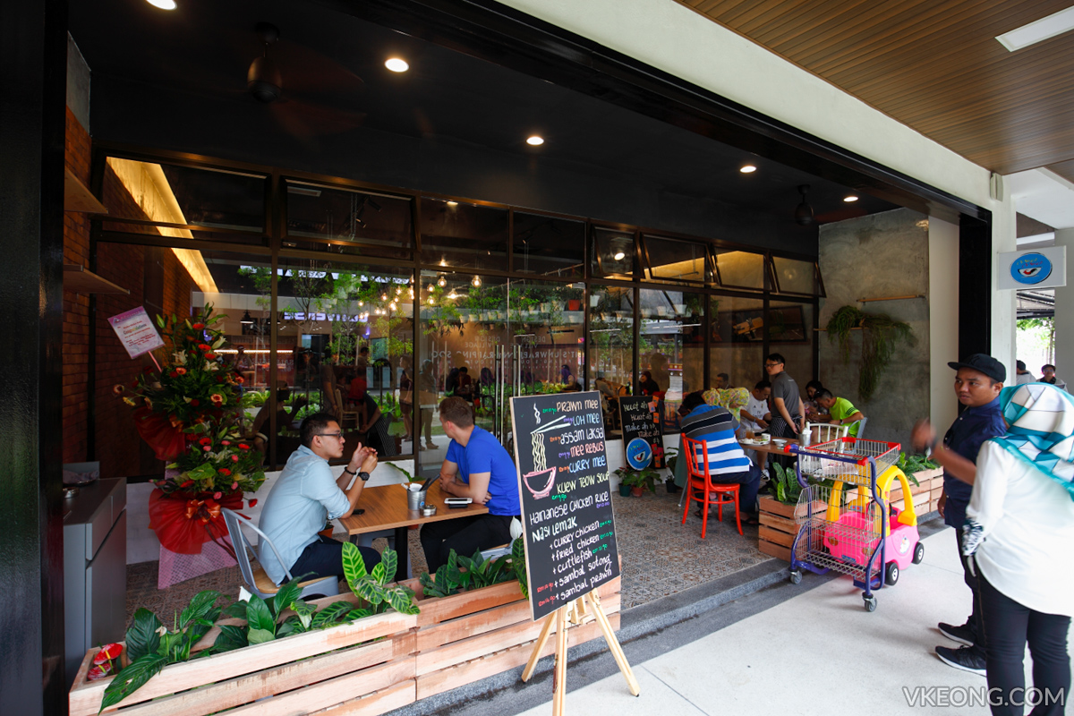 MakeMake Cafe Penang Design Village Outlet Mall