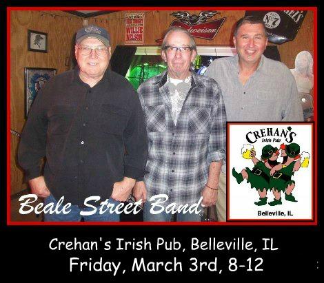 Beale Street Band 3-3-17