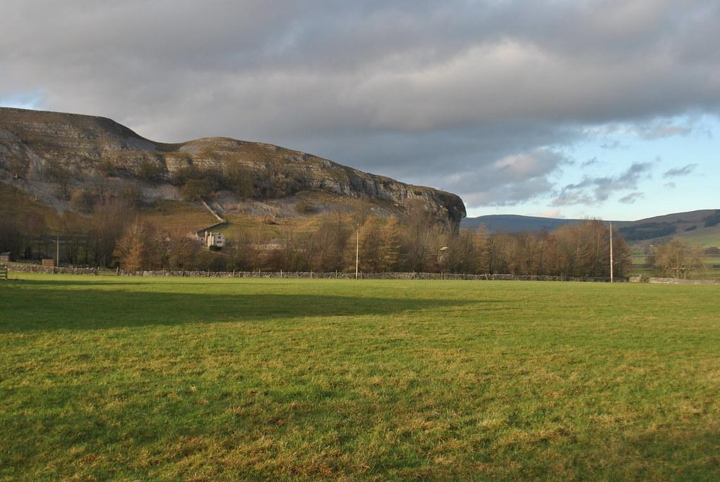Malham Moor from Conistone