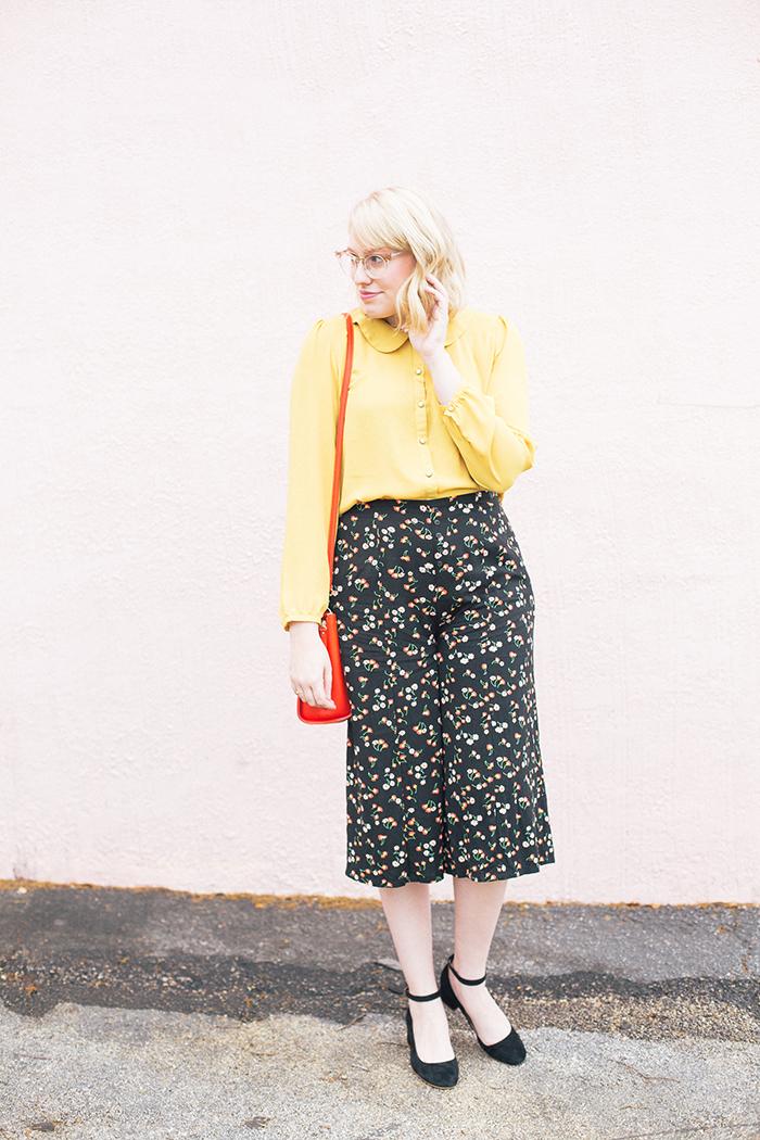 austin fashion blog modcloth culottes1