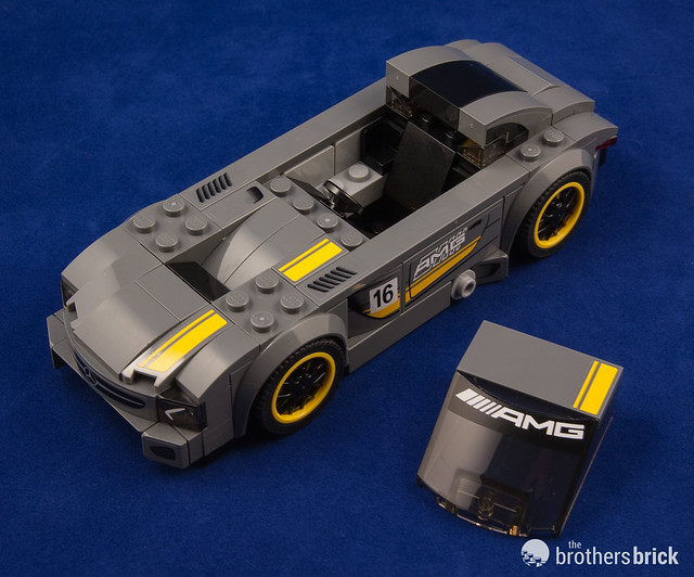 lego speed champions 75877 mercedes amg gt3 review the. Black Bedroom Furniture Sets. Home Design Ideas