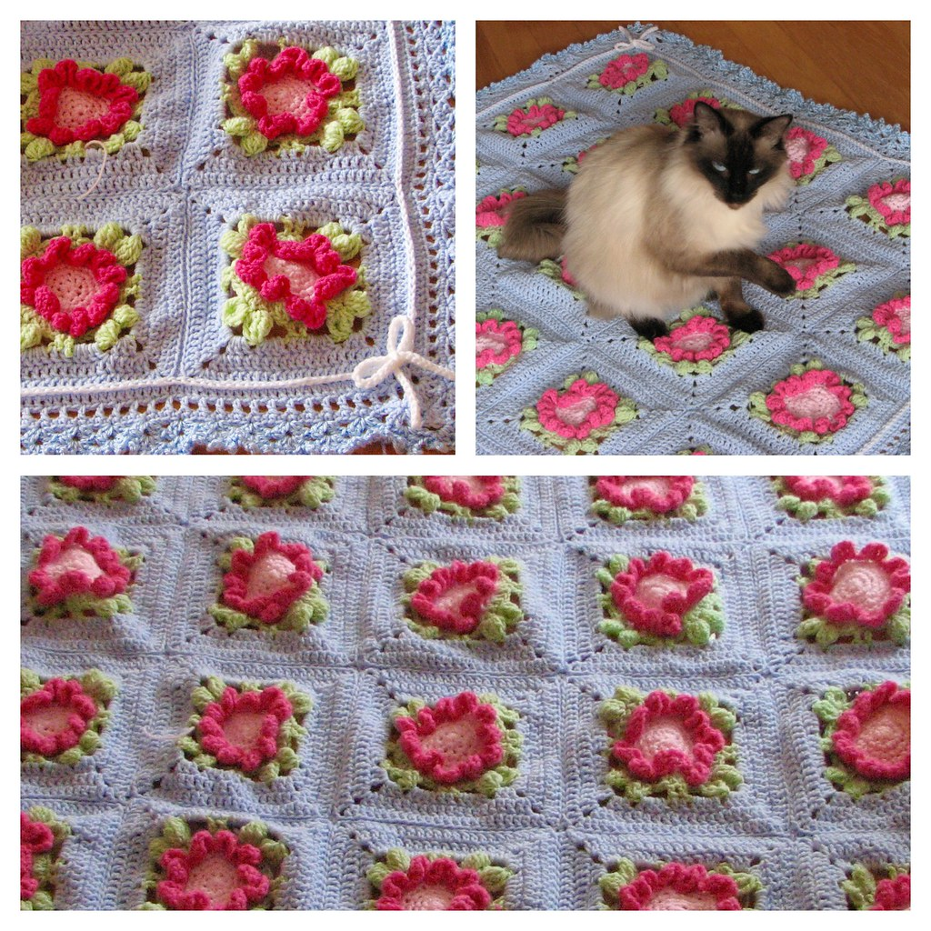 Cottage Charm Afghan