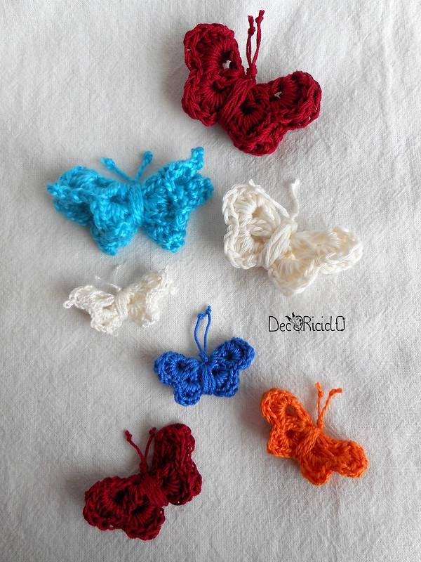 farfalle dai fiori 4