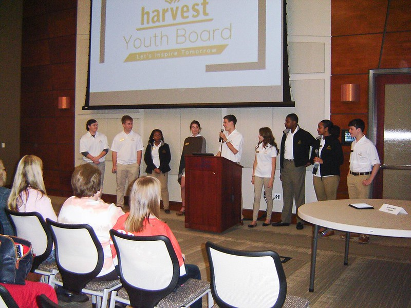 Harvest Youth Board Info Session 3-6-17