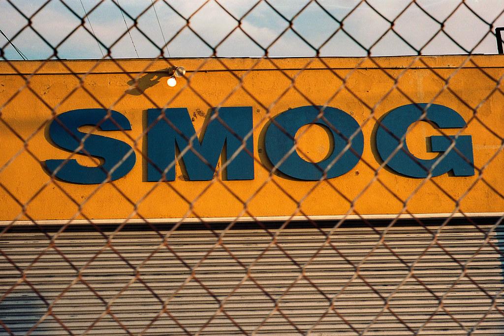 Smog | by ADMurr