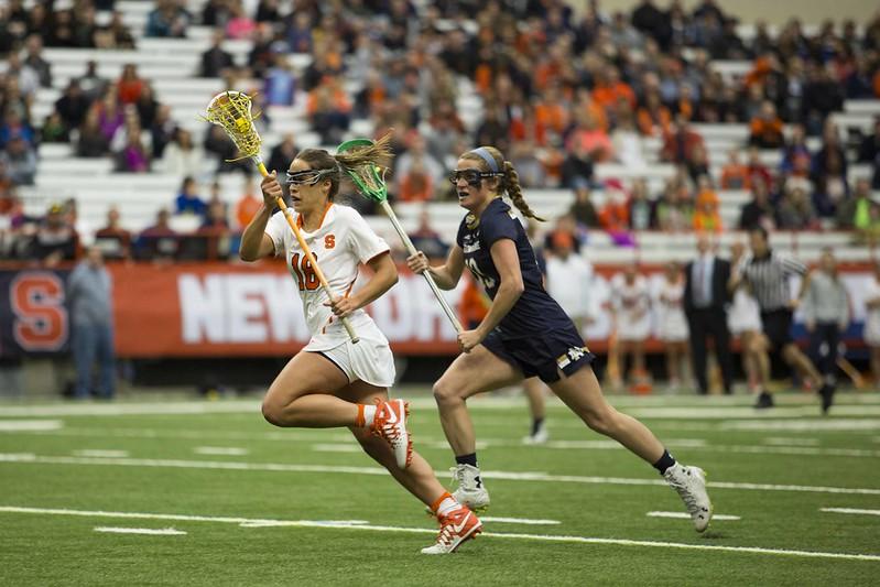 SU Women's Lacrosse: Syracuse vs Notre Dame