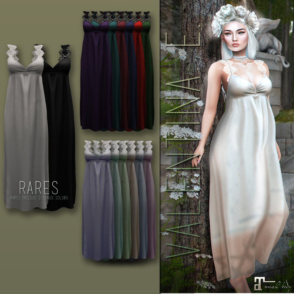 NEW! Valentina E. Guinevere Gown @ TFC Loot Box! | NEW! Vale… | Flickr