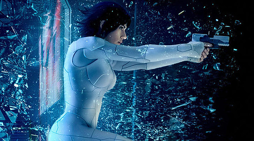 Película Ghost in the shell: El alma en la máquina