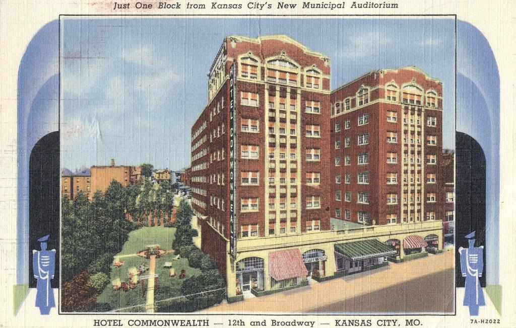 Commonwealth Hotel - Kansas City, Missouri