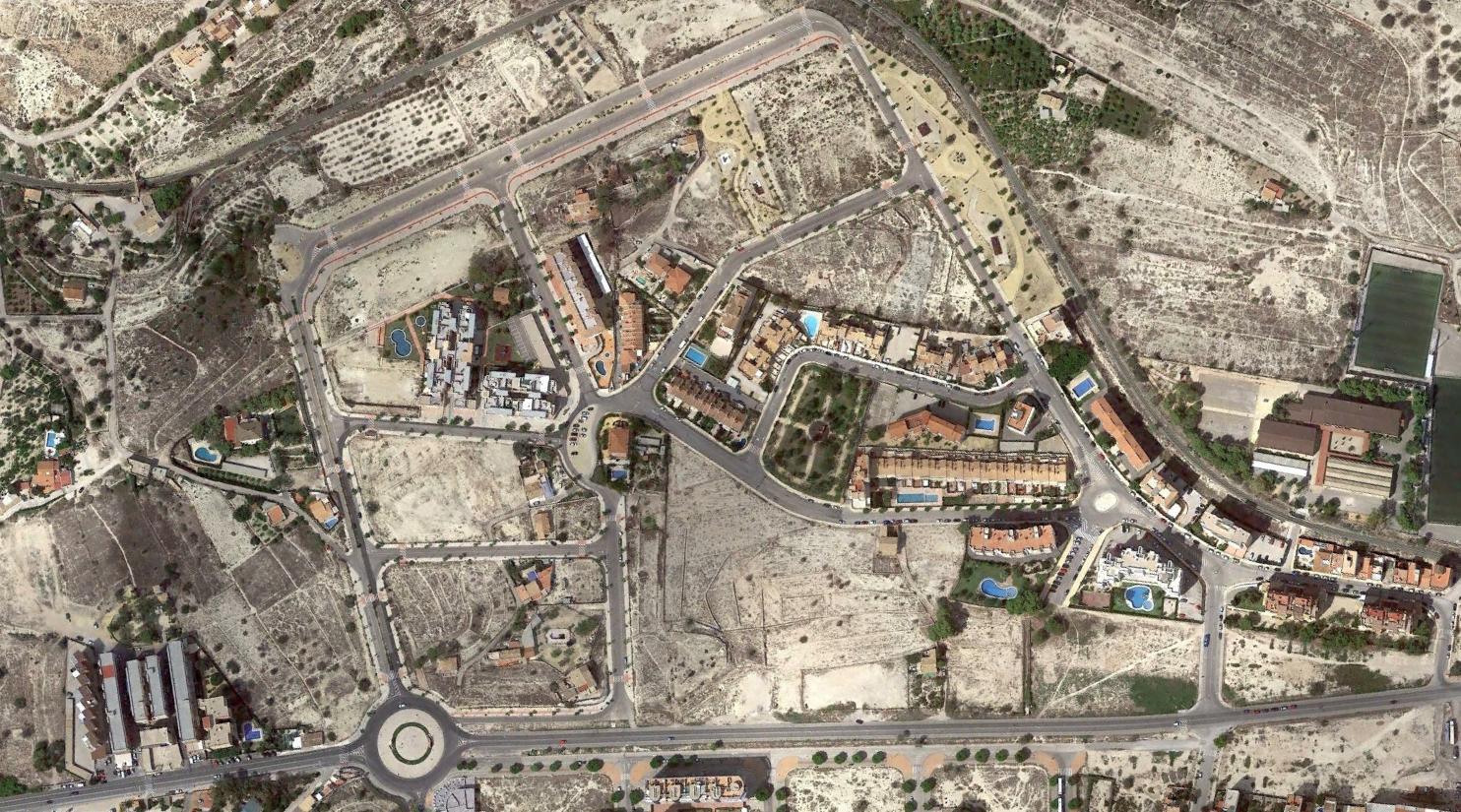villajoyosa, alicante, todo a medias, después, urbanismo, planeamiento, urbano, desastre, urbanístico, construcción, rotondas, carretera