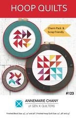 Hoop Quilt Pattern