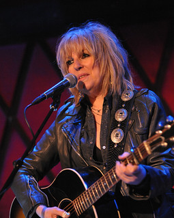 Lucinda Williams for WFUV | by wfuv