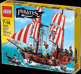 LEGO Pirates 70413 - The Brick Bounty | by THE BRICK TIME Team