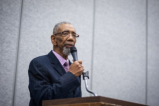 Congressman Bobby Rush in Chicago, IL—October 3, 2014 | by patquinnforillinois