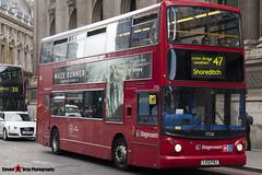 Dennis Trident 2 Alexander ALX400 - LX51 FNJ - 17506 - Stagecoach - London - 140926 - Steven Gray - IMG_0208