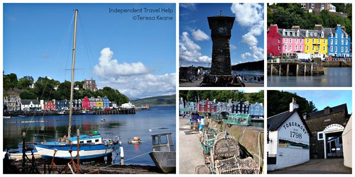 Tobermory collage | by indtravhelp