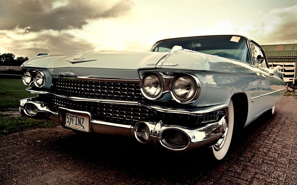 Amazing Classic American Car HD Wallpaper | Amazing Classic … | Flickr