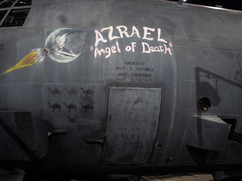 ac 130 angel of death usaf national museum dayton oh ol flickr