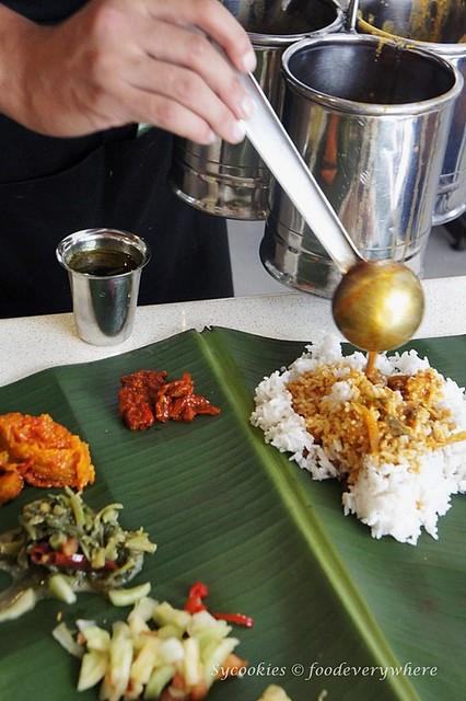 4.Banana Leaf Rice @Hartamas