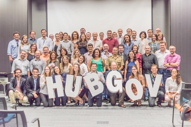 Cerimônia de Abertura Programa HubGov
